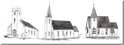 The Parish of Blandford, Nova Scotia